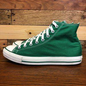 Converse All Stars Hi Green Men's Size 9